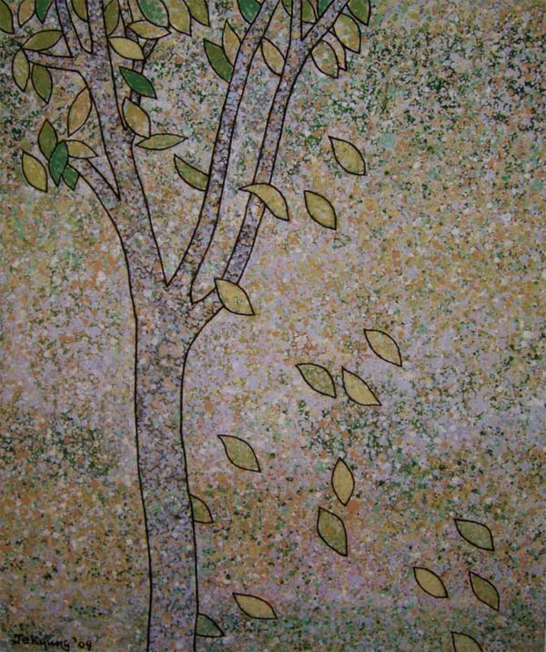 Wind Tree · 바람과 나무